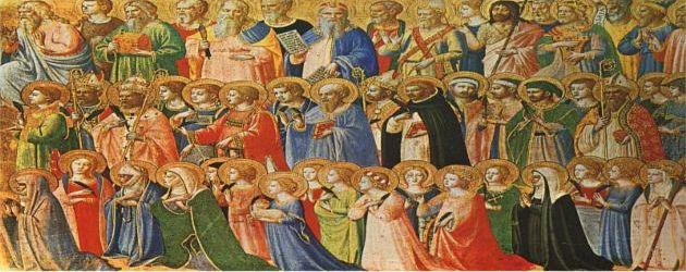 I santi e le loro immagini