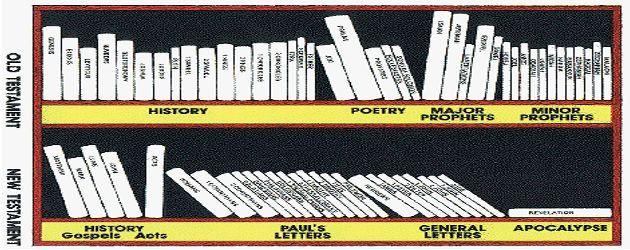 Argomento o pensiero dominante di ciascun libro