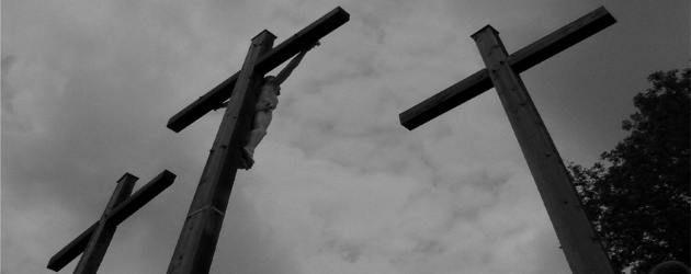 I due malfattori crocifissi