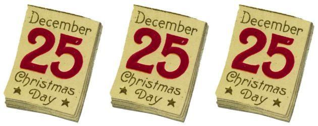 Natale – Perché la chiesa romana ha scelto la data del 25 dicembre?