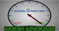 Video: The Good-o-Meter