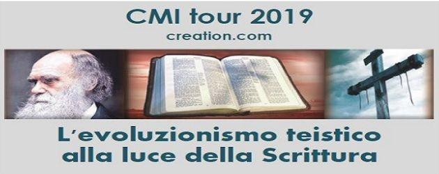 Appuntamenti: Conferenza su Evoluzionismo e fede cristiana