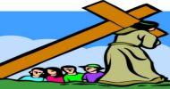Che significa portare la propria croce?